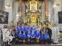 Uroczystość wręczenia medalików Dzieci Maryi
