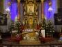 Wystrój świąteczny bazyliki - 24.12.2020 r.